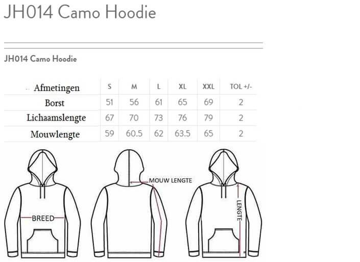camo-hoodie-jh014-maattabel