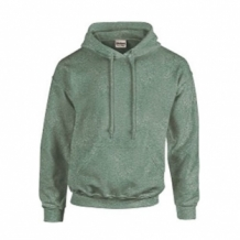 Gildan Hoodie 18500 Heather Sport Dark Green